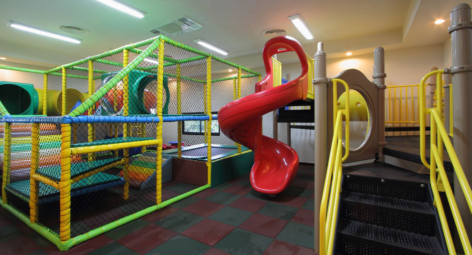 shanti sadan children's playroom & playground