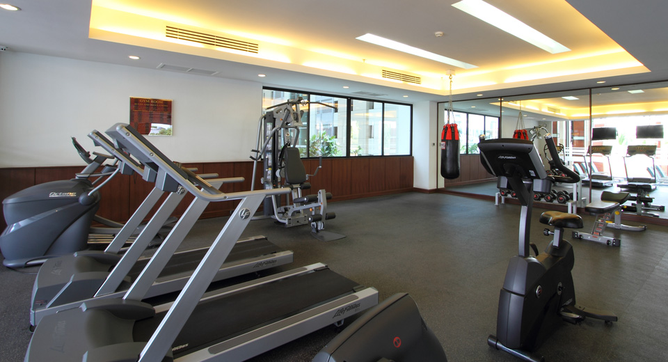 shanti sadan fully equiped fitness center