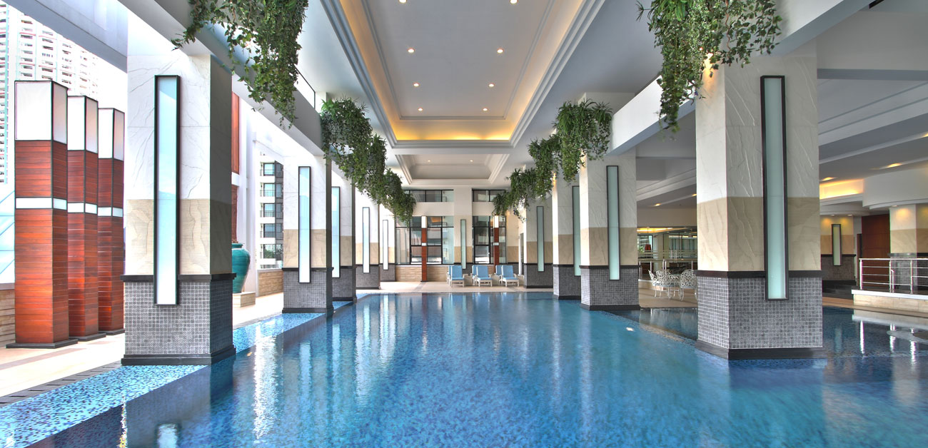 shanti sadan indoor/outdoor swimming pool